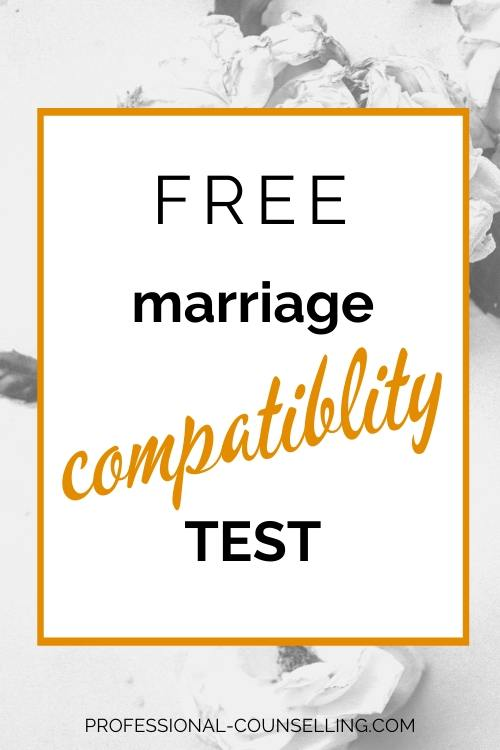 Compatibility life test partner Sexual Compatibility