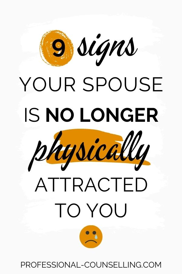 Not loves attracted me my husband me to but is Signs My