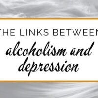 Obvious and not so obvious links between alcohol and depression
