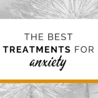 Anxiety symptoms: treatment choices