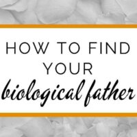 How to find your biological father