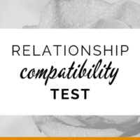 A comprehensive relationship or marriage compatibility test
