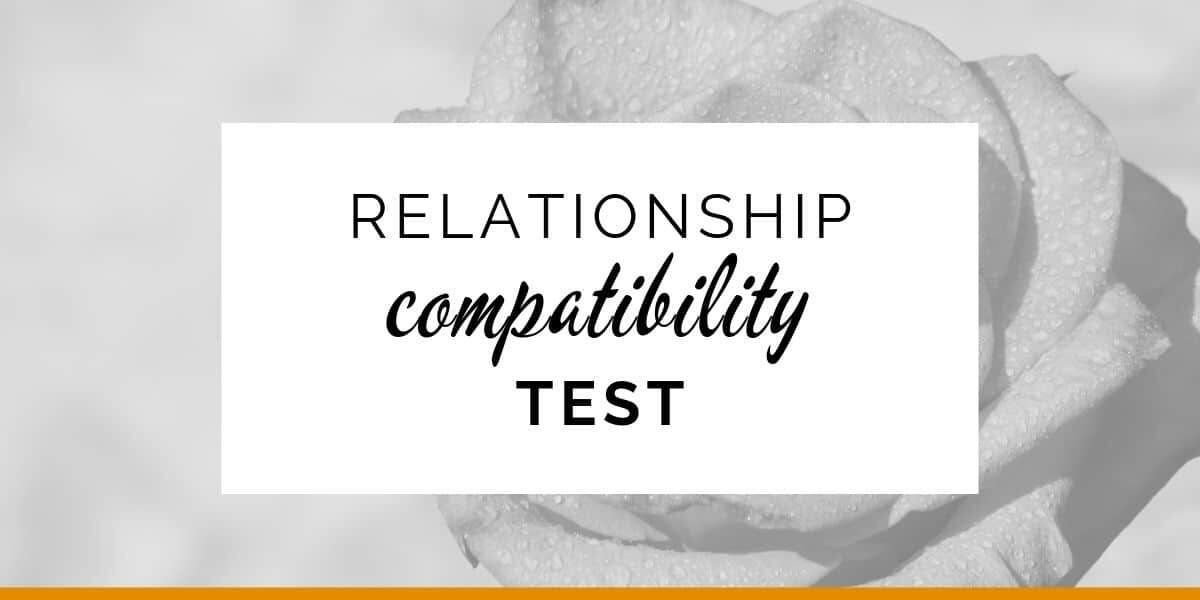 Banner: Comprehensive compatibility test for couples