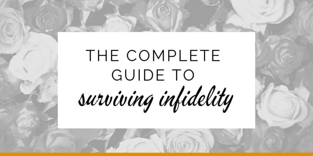 Banner: The complete guide to surviving infidelity