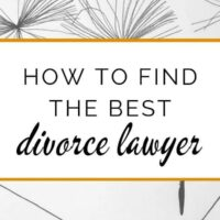 How to find the best divorce lawyer near you
