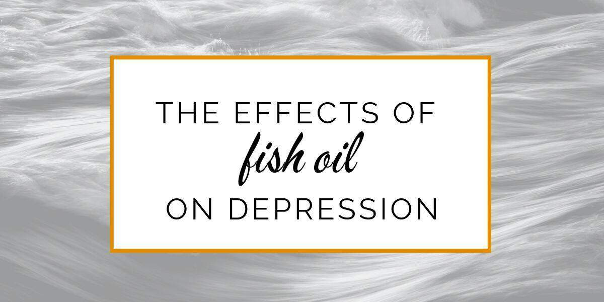 Banner: The effects of fish oil on depression