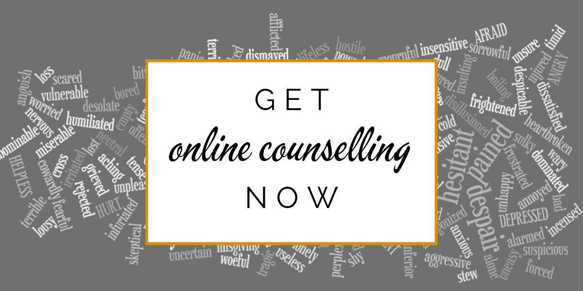 Get online counselling now