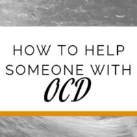 How to help someone with OCD