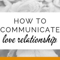 How to improve communication in a love relationship