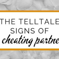 The telltale signs of a cheating spouse or partner